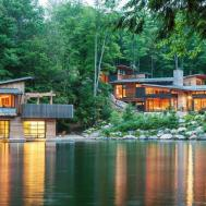Modern House Forest Emerson Design Awesome
