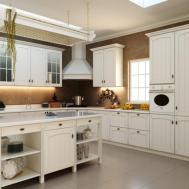Modern Kitchen Sophisticated Vintage