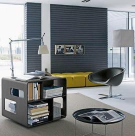 Modern Minimalist Office Furniture Designs