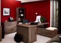 Modern Office Red Color Dands