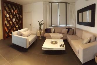 Modern Penthouse Beach Appartements Louer Tel
