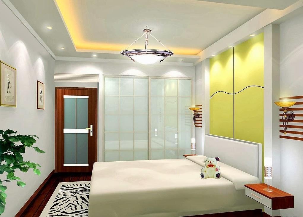 Modern Pop False Ceiling Designs Bedroom Interior ...