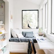 Modern Reading Nooks Combine Comfort Calm