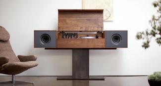 Modern Record Console Symbol Audio