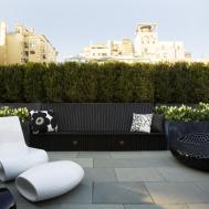 Modern Rooftop Garden Design Sydney Australia