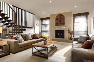 Modern Rustic Living Room Ideas Rooms Designs Design