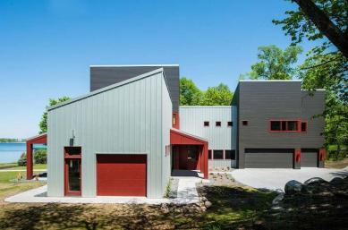 Modern Shed Radiant Homes Building Unmatched