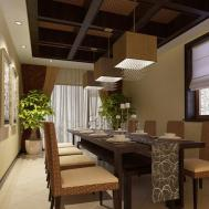 Modern Thai Dining Room Design House