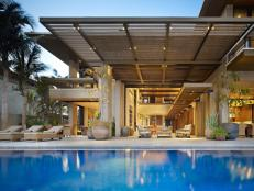 Modern Villa Mexico Olson Kundig Architects
