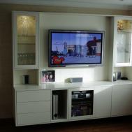 Modern Wall Units Living Room Impressive Small Narrow