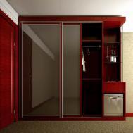 Modern Wardrobe Armoire Peugen
