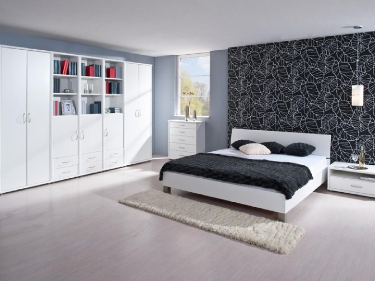 Modern White Bedroom Furniture   Decoratorist   117874