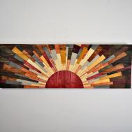 Modern Wood Art Wall Hanging Pixshark