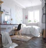 Modernist Scandinavian Bedroom Design Theydesign