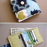 Modest Maven Fold Wallet Tutorial