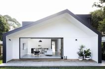 Modular Modern Addition Refreshes 1930s Bungalow Curbed