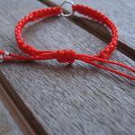 رهان وفرة الحمار Chinese Knot Bracelet Tutorial Cartersguesthouses Com