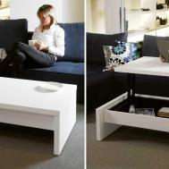 More Functions Compact Design Convertible Coffee Tables