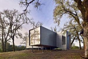 Mork Ulnes Architects Bruce Damonte Moose Road Divisare
