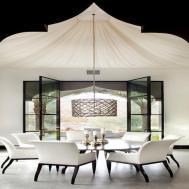 Moroccan Dining Room Mediterranean Gordon Stein Design