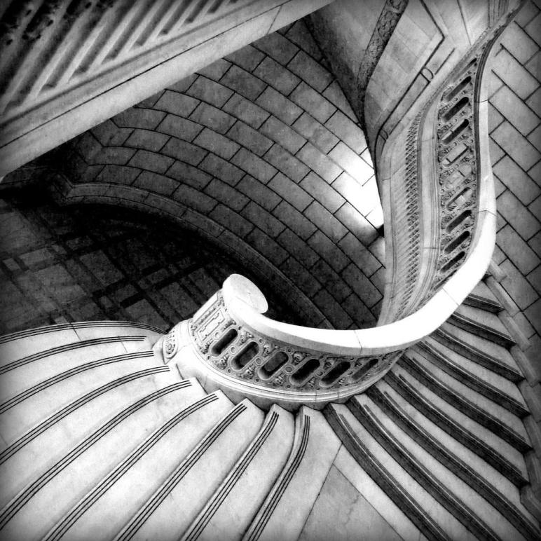 Most Beautiful Examples Spiral Helical Staircase