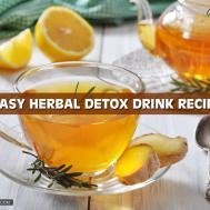 Most Effective Detox Drinks Burning Fat Losing