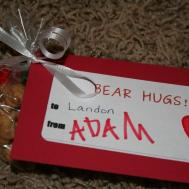 Motherhood Moments Homemade Valentine Day Cards