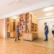 Moving Walls Transform Tiny Apartment Into Room Home