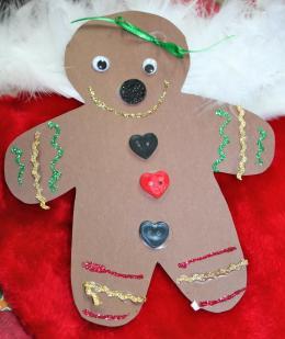 Mrs Lisa Pre Crew Rocks Christmas Crafts Ornaments
