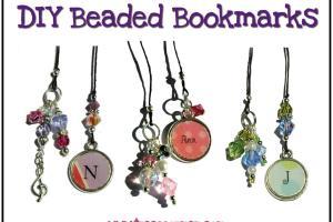 Mrs Orman Classroom Homemade Beaded Bookmarks Teacher