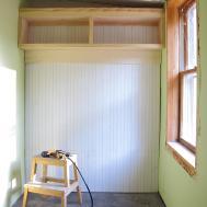 Mudroom Shelves Small