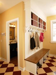 Mudroom Storage Ideas Home Remodeling