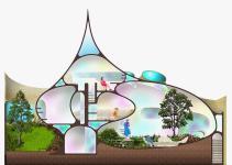 Mysansar Shell House Nautilus Architect Javier