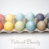 Natural Easter Egg Dyes Diy Recipes