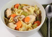 Nature Cold Remedy Supercharged Homemade Chicken Noodle