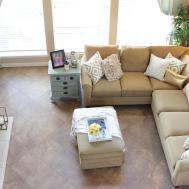 Neutral Fall Living Room Decor Budget Bajan