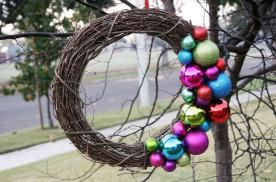 Never Listless Holiday Wreaths Can Diy