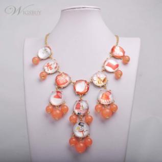 New Arrival Fashionable Christmas Style Light Orange