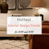 New Interior Trends 2018 Best Accessories Home 2017
