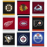 New Nhl Hockey Logo Wall Hanging Sports Team Jersey Room
