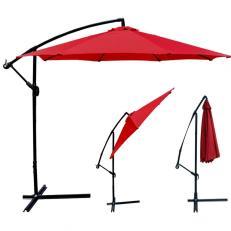 New Patio Umbrella Offset Hanging Outdoor