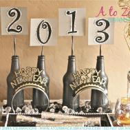 New Year Eve Party Ideas Zebra Celebrations