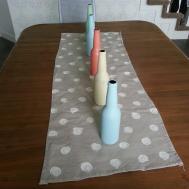 Nifty Thrifty Momma Easy Summer Centerpiece Diy Table