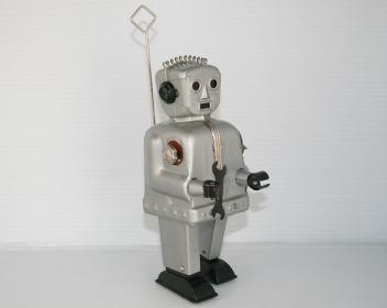 Nomura Japan Zoomer Robot Battery Operated