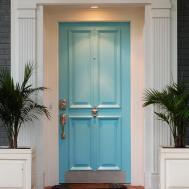 North Dallas Real Estate Front Door Colors Help Sell