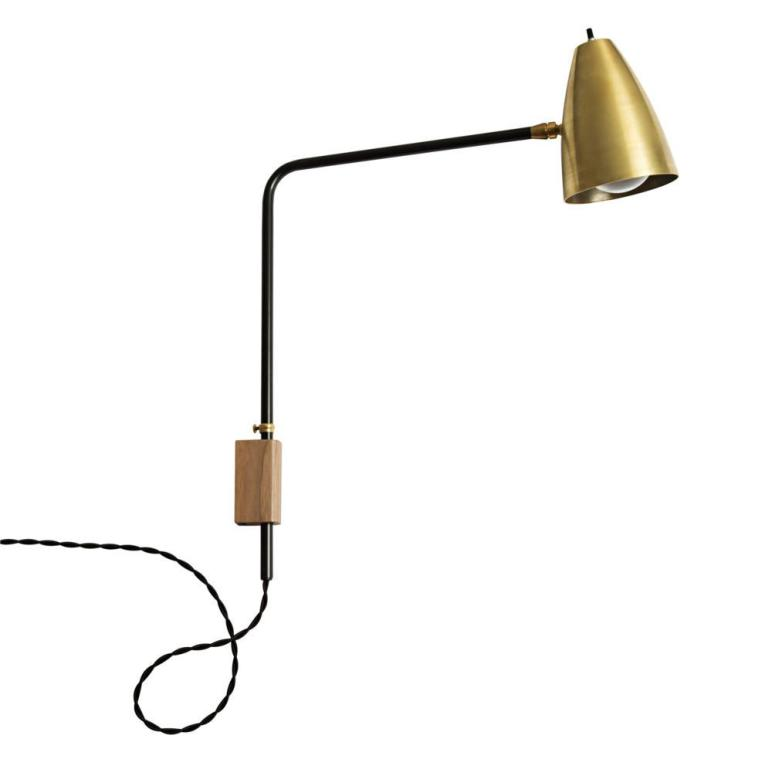 Oneforty Three Germain Swing Lamp Domino