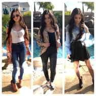 Ootd Outfit Ideas Style Inspiration Transition
