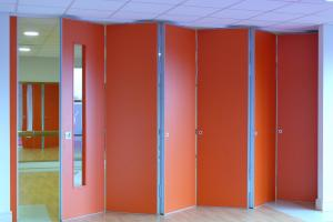 Operable Walls Folding Partitions Spacelink