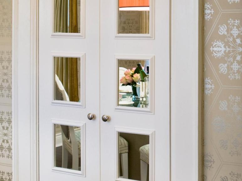 Options Mirrored Closet Doors Home Remodeling