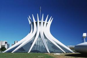 Oscar Niemeyer Man Imagined Brasilia